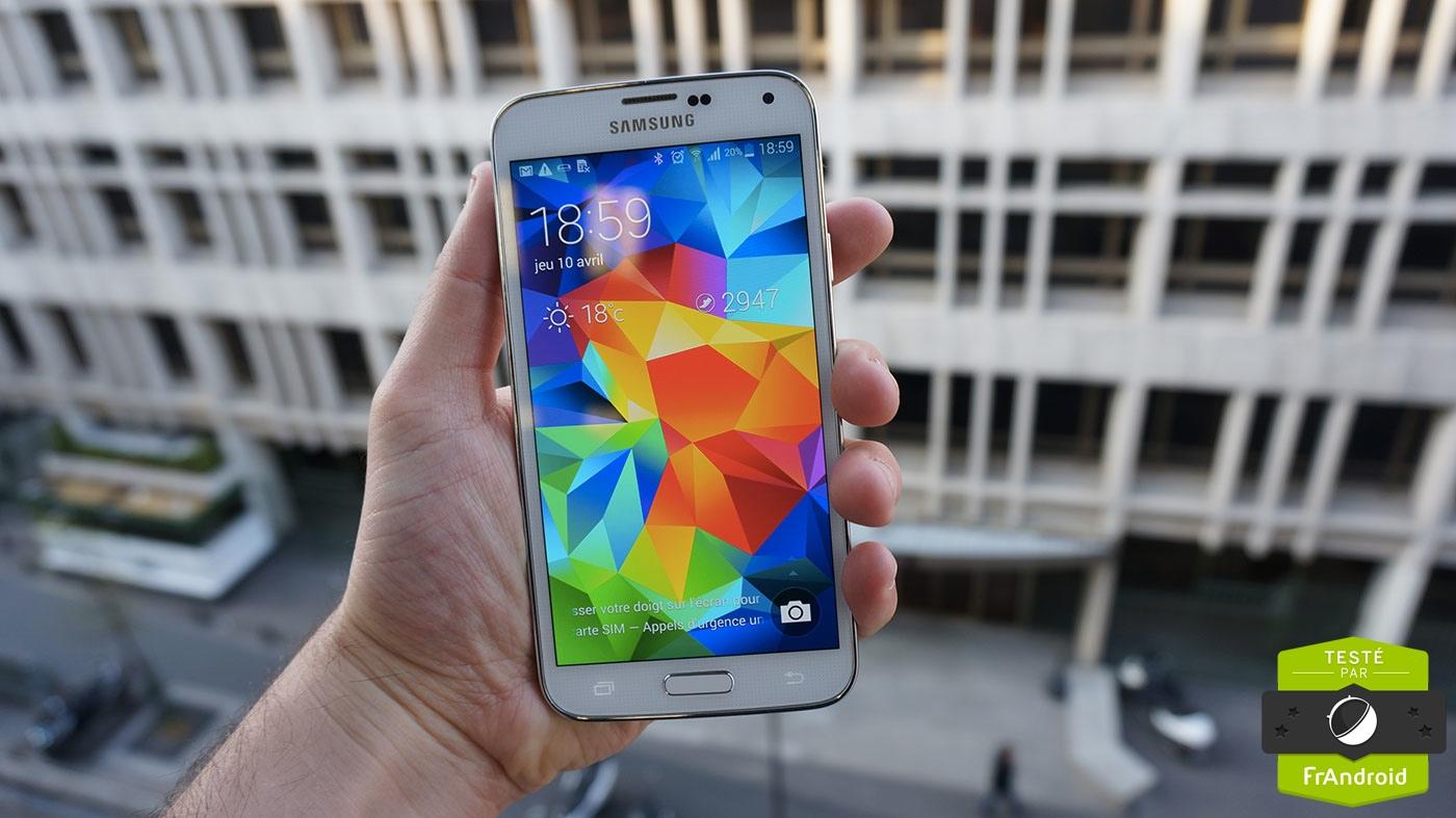 Test Samsung Galaxy S5 : notre avis complet - Smartphones