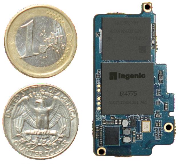 Ingenic-Newton-MIPS-based-Ingenic-JZ4775-CPU
