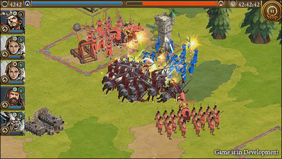 android age of empires - world domination image 02