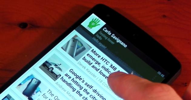 android aospa paranoid android 4.3 beta 1 image 0