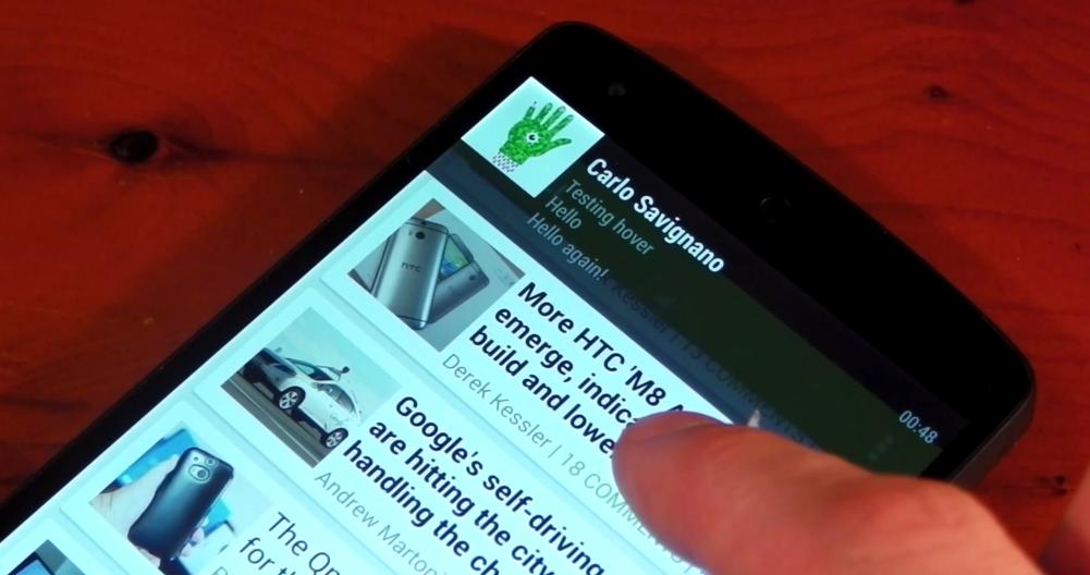 La rom custom Paranoid Android 4 3 Beta 1 est disponible !
