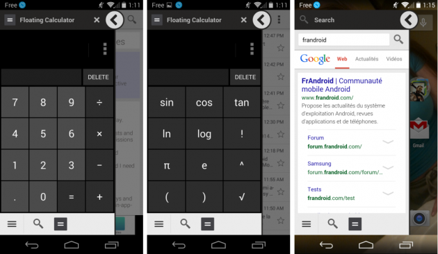 android floating calculator calculatrice images 01