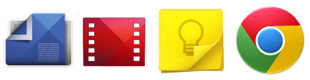 android google play kiosque play films google keep chrome update mise à jour april avril 2014 image 00