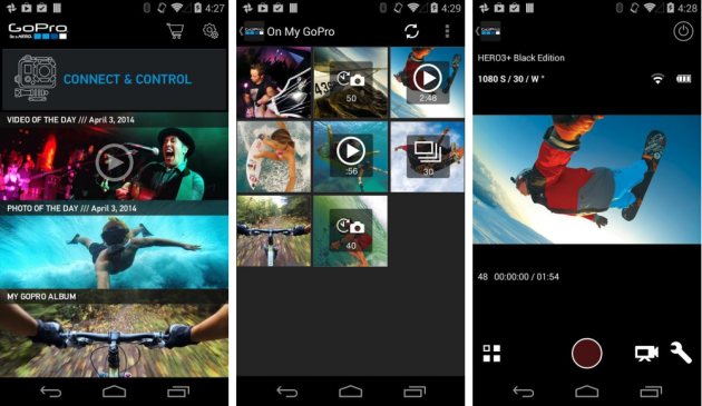 android gopro app 2.4 images 01