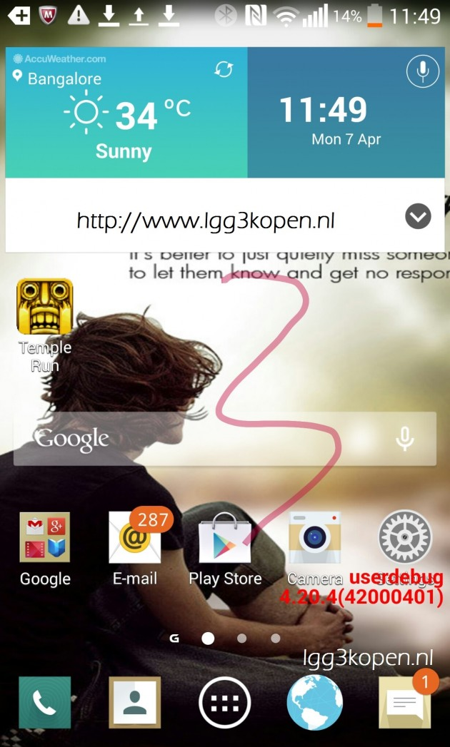 android lg g3 flat ui interface aplatie image 01