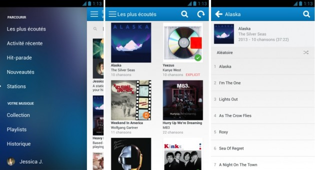 android rdio chromecast images 01