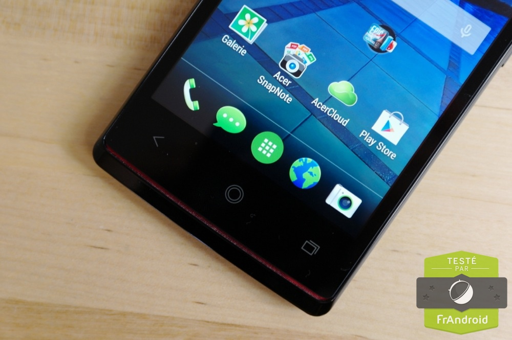 android test frandroid acer liquid e3 duo prise en main image 05