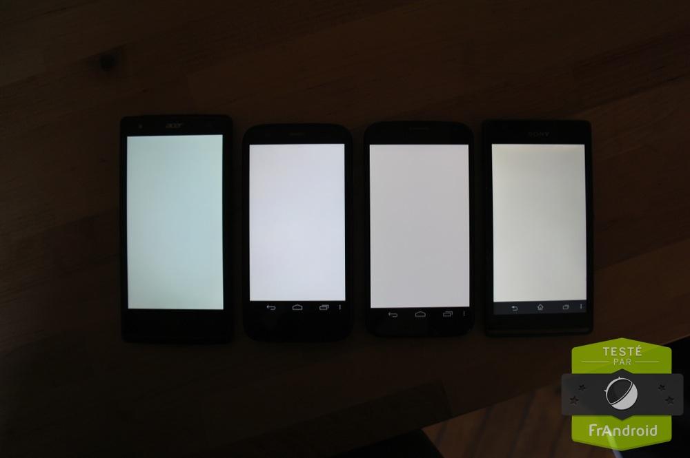 android test frandroid acer liquid e3 duo qualité écran image 02