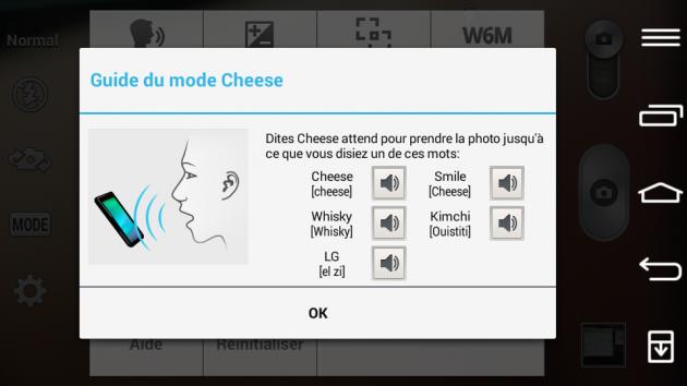 android test frandroid lg g2 mini appareil photo capture vocale de photos image 01