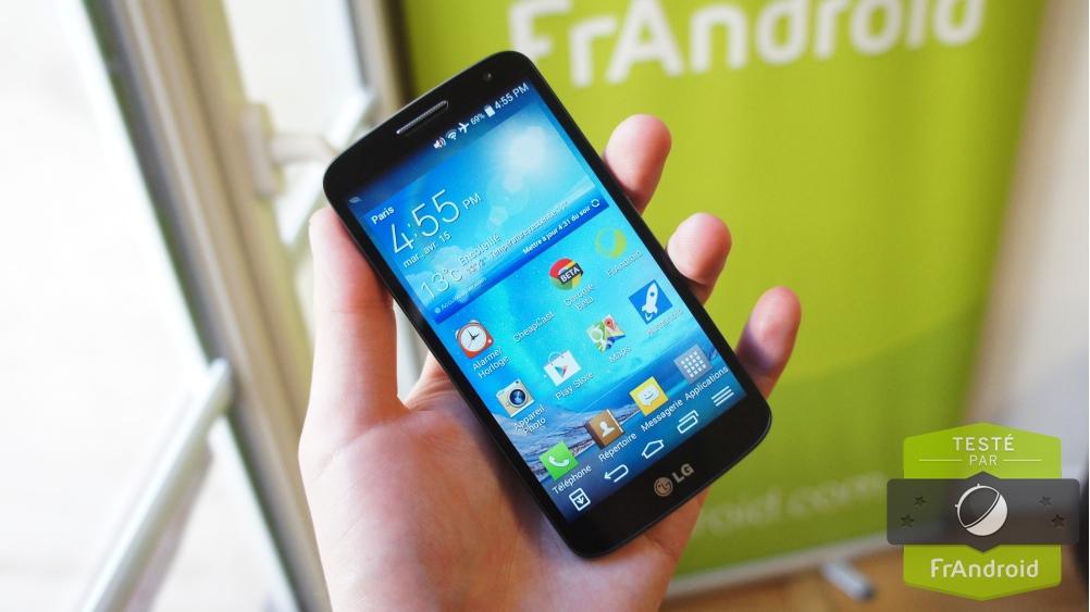 Test LG G2 Mini : notre avis complet - Smartphones