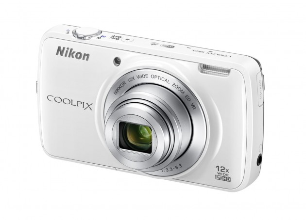 coolpix S810c blanc