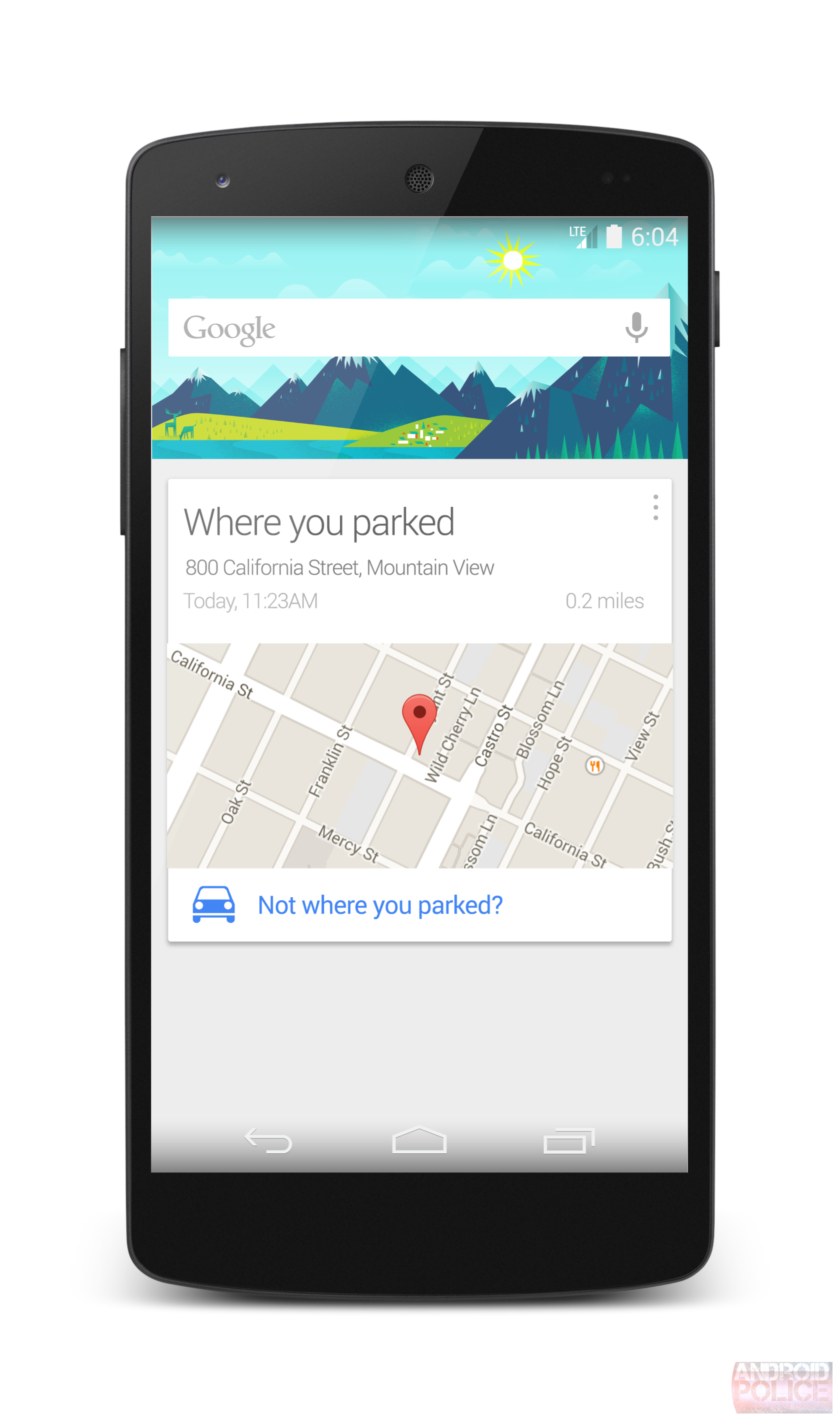 google now for iphone now permettra de retrouver votre place de parking 3029