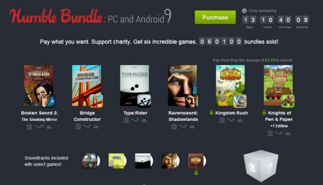 humble bundle 9