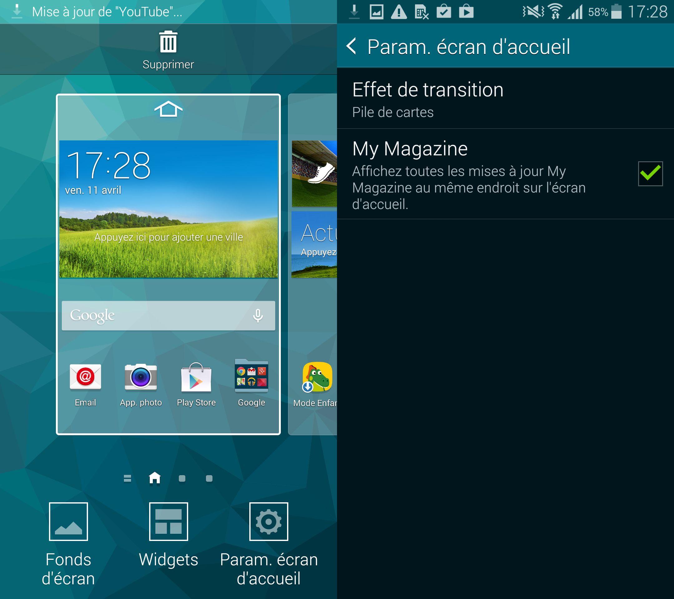 Samsung Galaxy S5 5 Trucs Et Astuces Pour Mieux Le