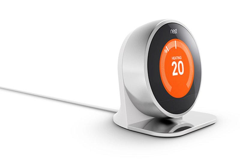Nest le thermostat connect bient t en vente en france - Thermostat connecte nest ...