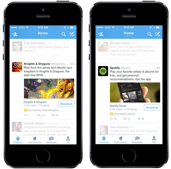 twitter mopub application pub