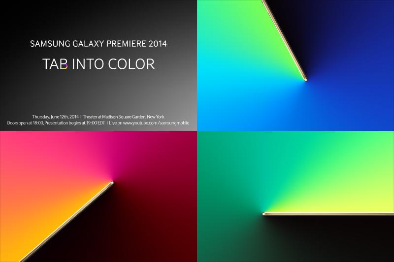 Samsung : une conférence de presse le 12 juin pour annoncer de nouvelles tablettes