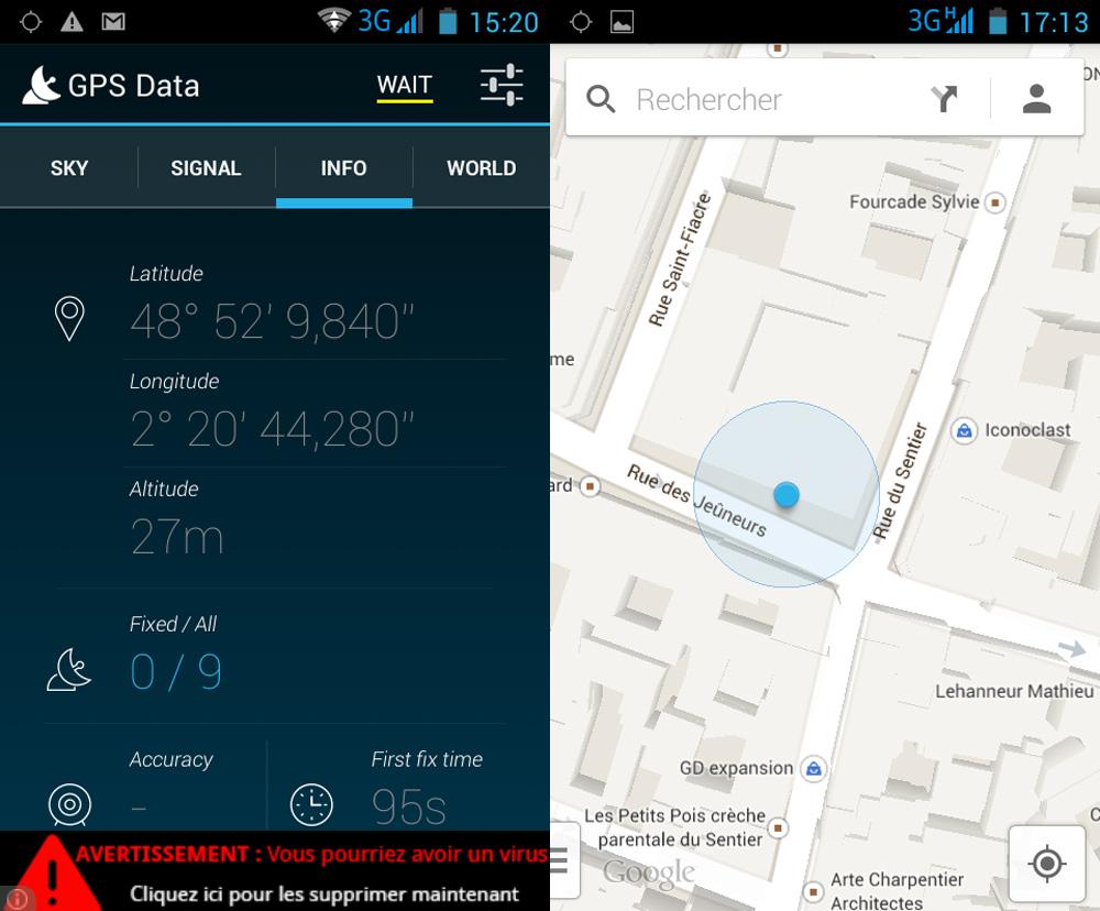 GPS-Archos-40b-Titanium