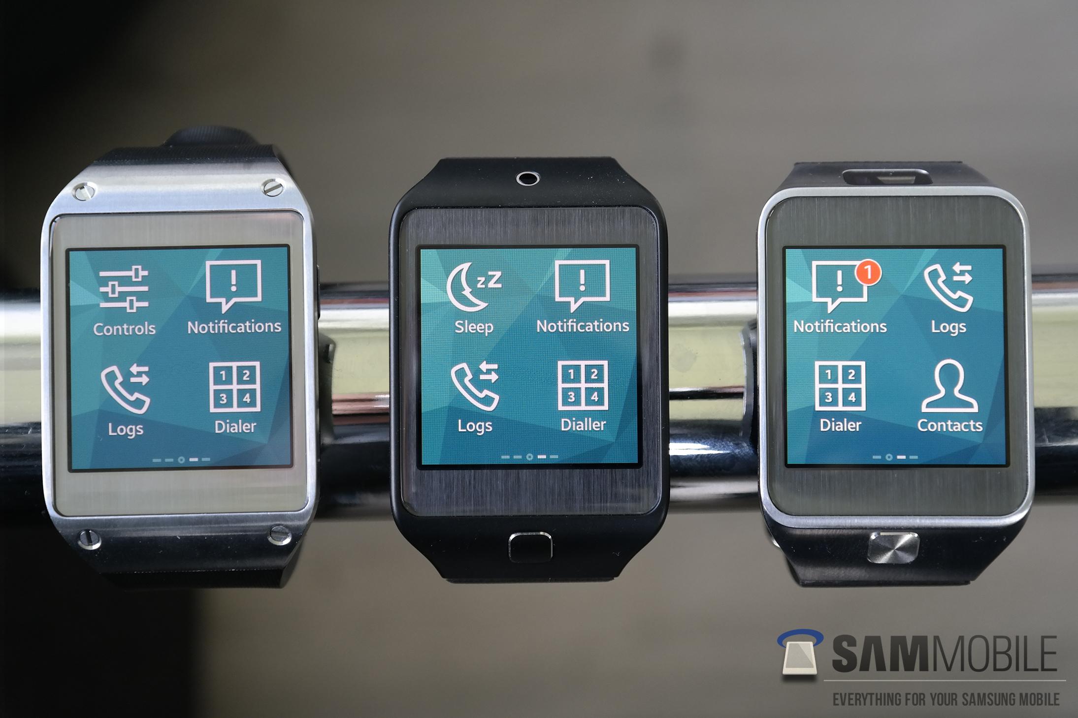 la galaxy gear de samsung va passer d 39 android tizen via une mise jour frandroid. Black Bedroom Furniture Sets. Home Design Ideas