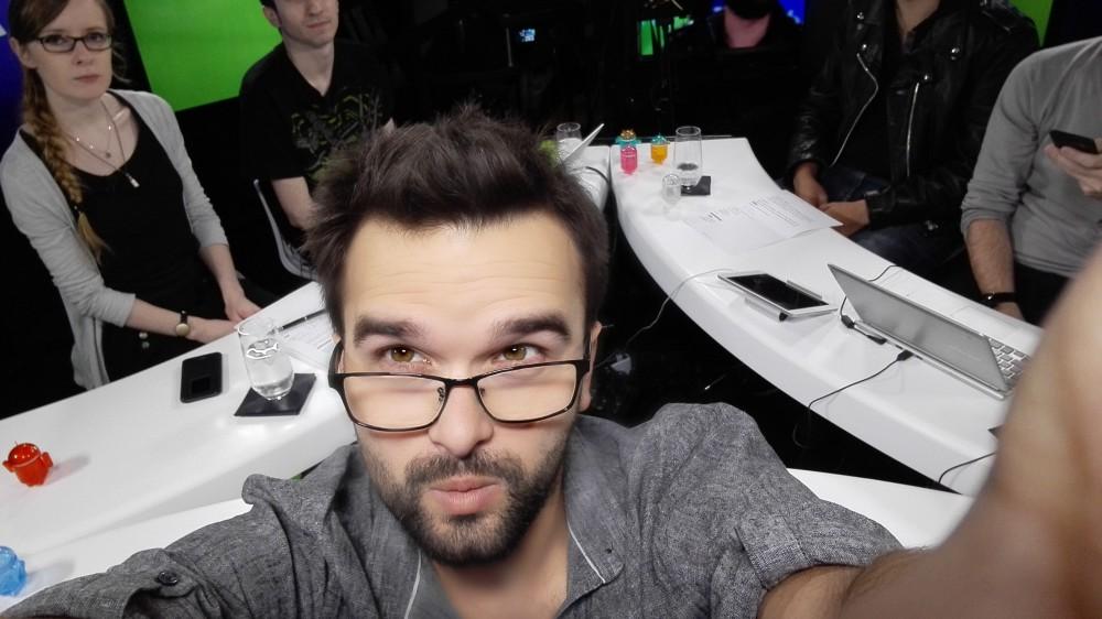 Selfie Ascend P7