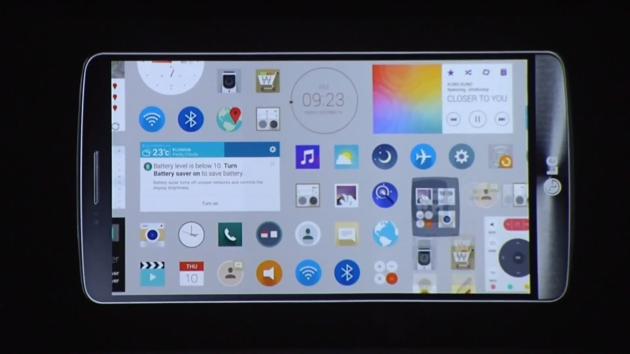 LG G3 GUI 2