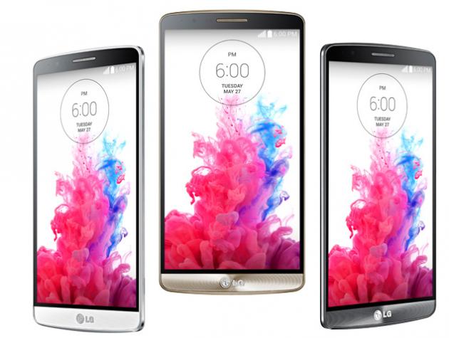 LG G3 officiel