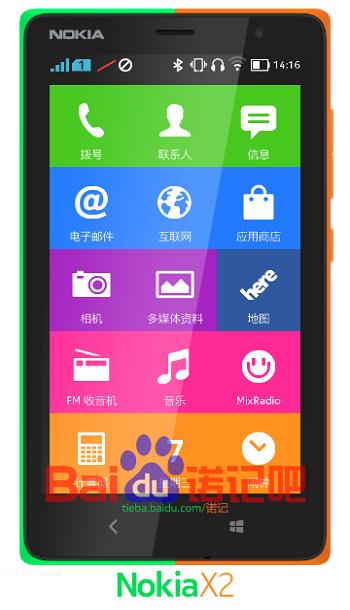 Nokia X2 avec le dual boot Android et Windows Phone : faut
