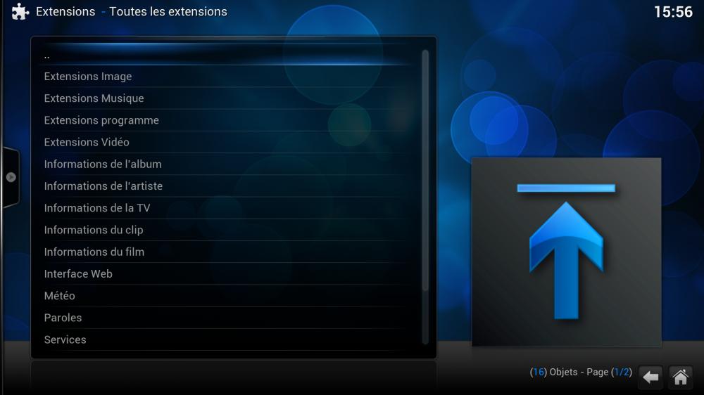 XBMC Extensions