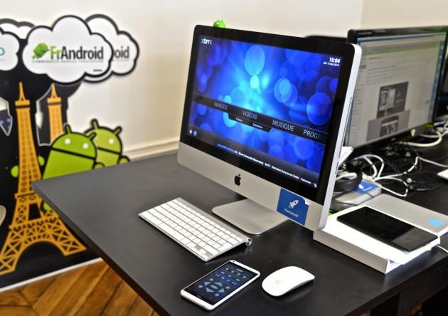 XBMC iMac
