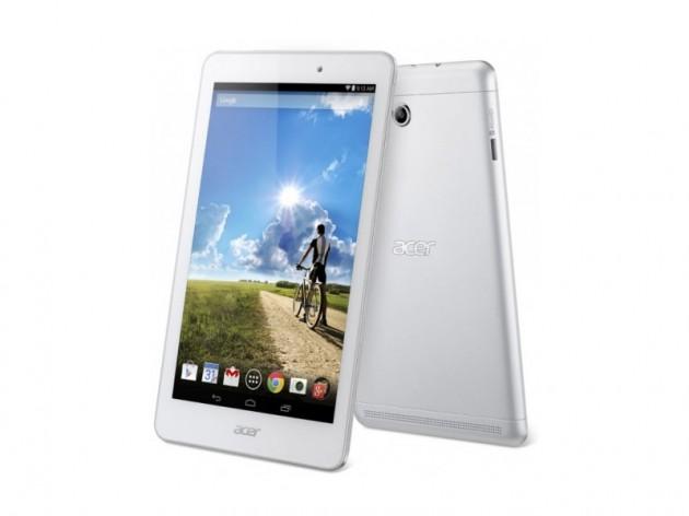 android acer iconia tab 8 199 euros europe mi-juillet 2014 image 01