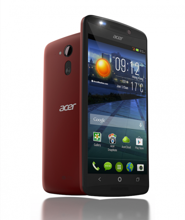android acer liquid e700 lte 4g image 01