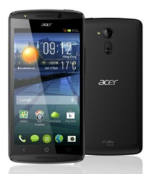 android acer liquid e700 triple-SIM image 01