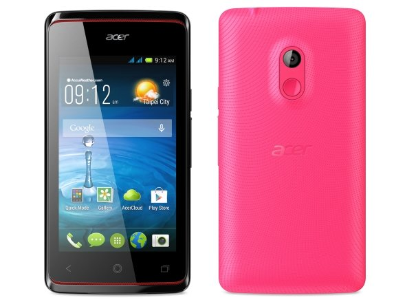 android acer liquid z200 image 01