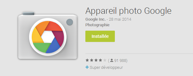 android appareil photo google camera 2.2 image 00