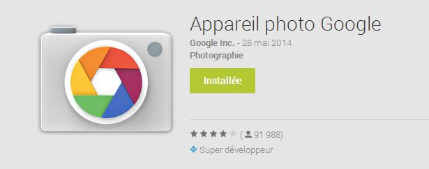android appareil photo google camera 2.2 image 00