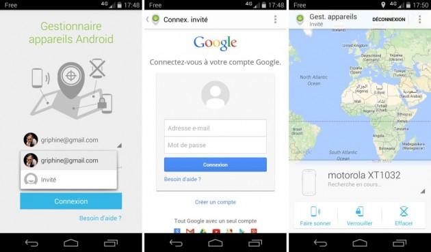 android appareil photo google camera 2.2 mode invité image 01