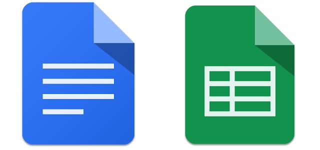 android google docs sheets icones logos 01