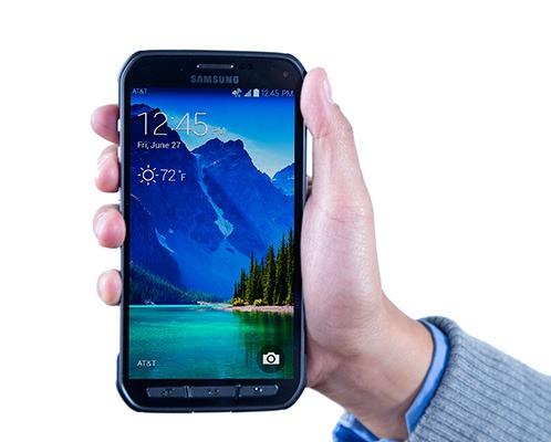 android samsung galaxy s5 active camo green image 03
