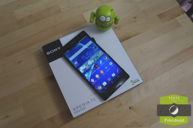 android test frandroid sony xperia t2 ultra dual image 01