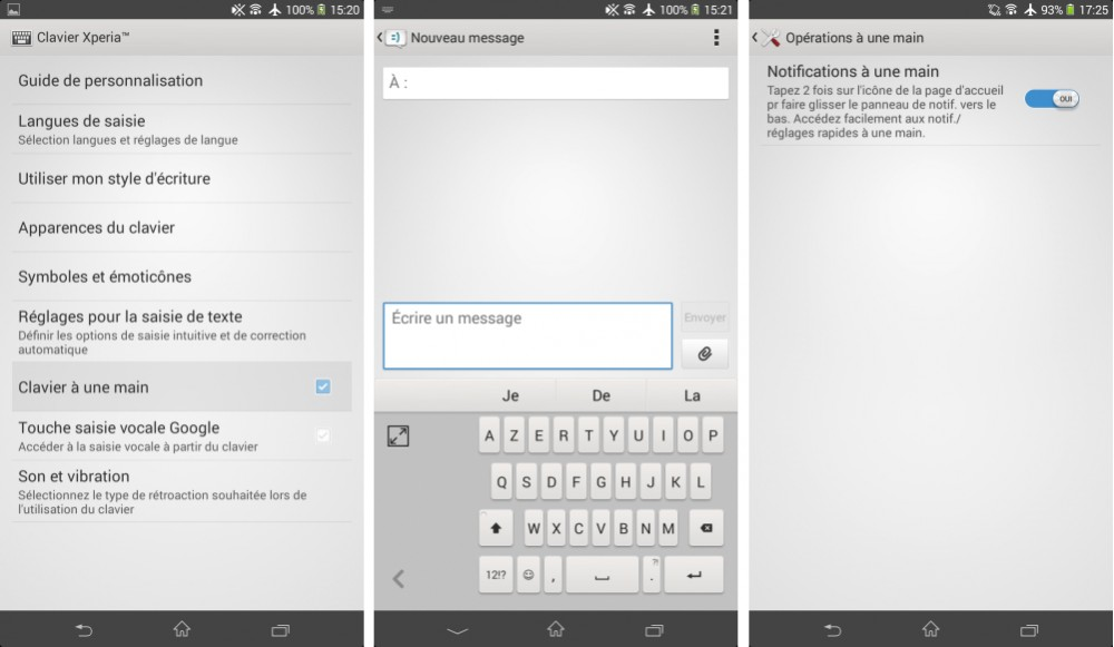android test interface logicielle sony xperia t2 ultra dual images 05