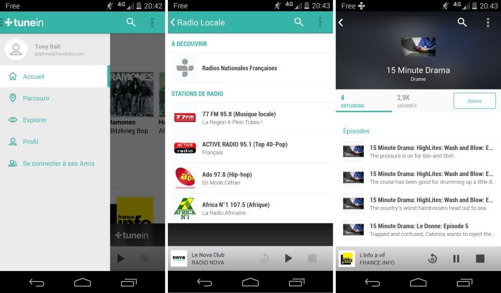 android tunein radio 12.0 image 05