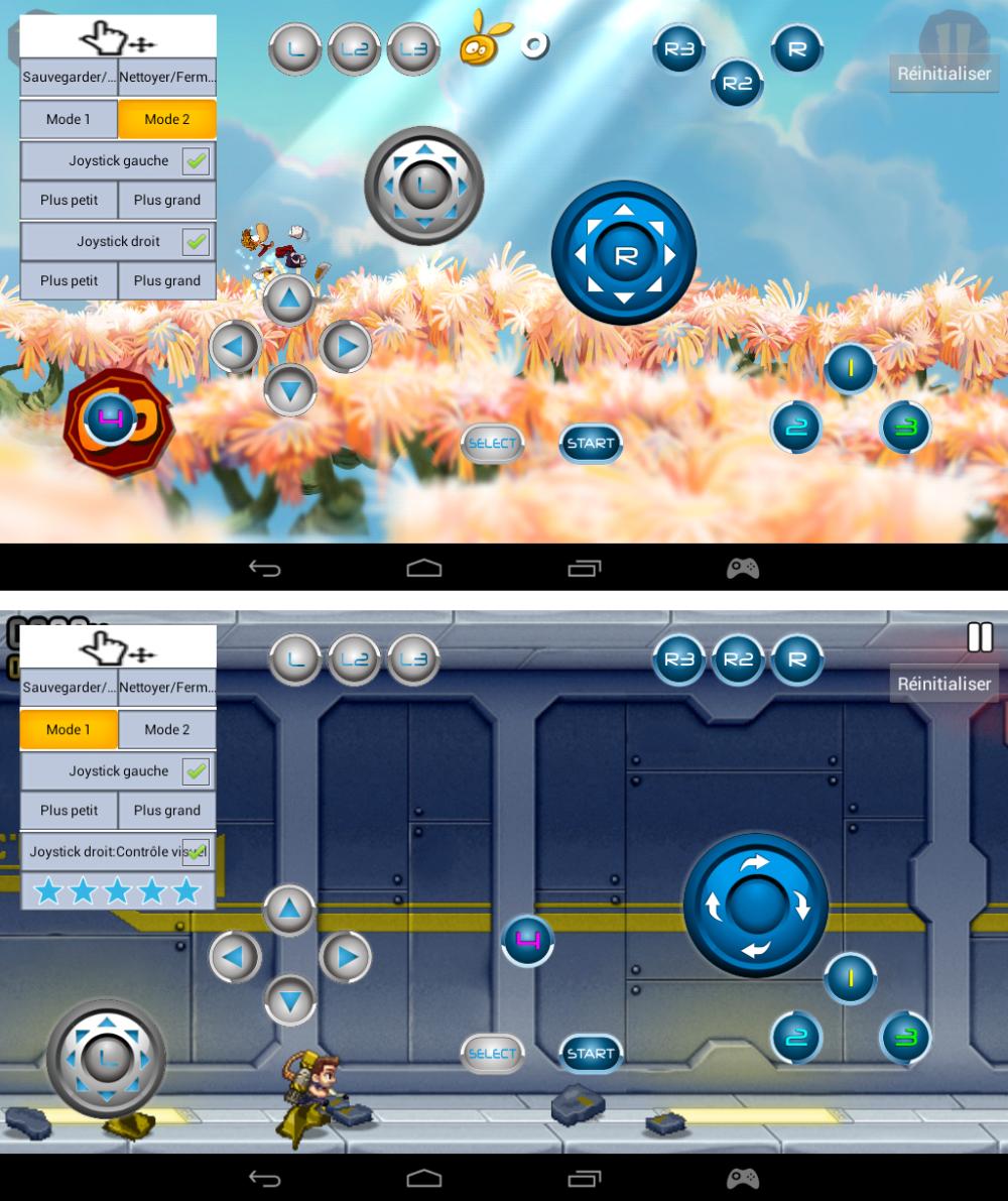 gametab-one bigben interface manette tactile