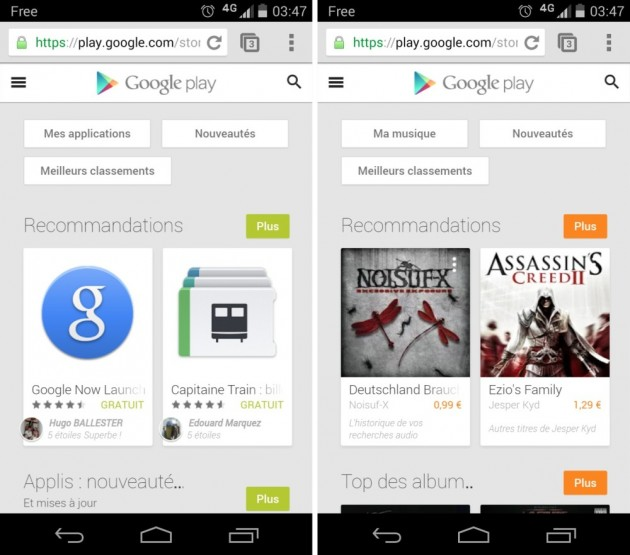 google play store mobile web ui interface images 02