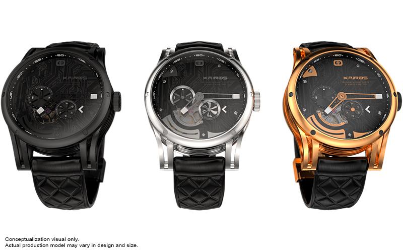 kairos smartwatch 3