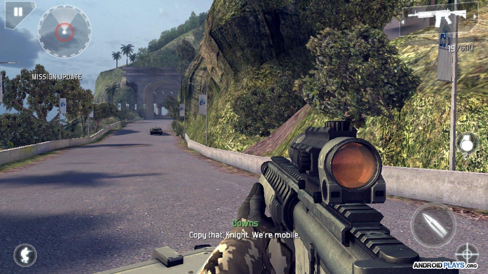 Modern Combat 5: BlackOut, plus de détails sur le prochain hit du ...