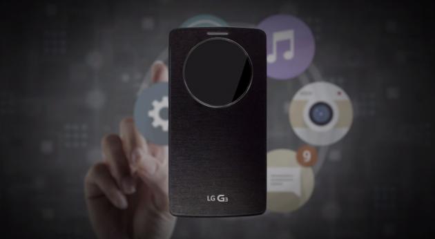 LG Quick Circle