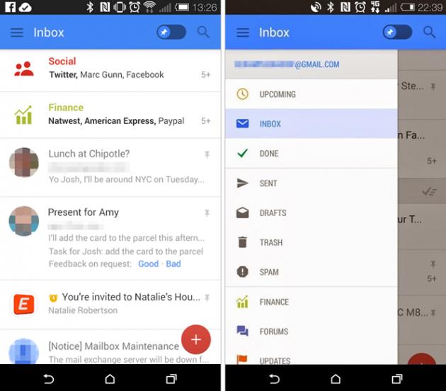 Gmail Quantum