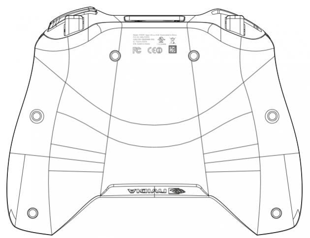 NVIDIA Shield 2 FCC
