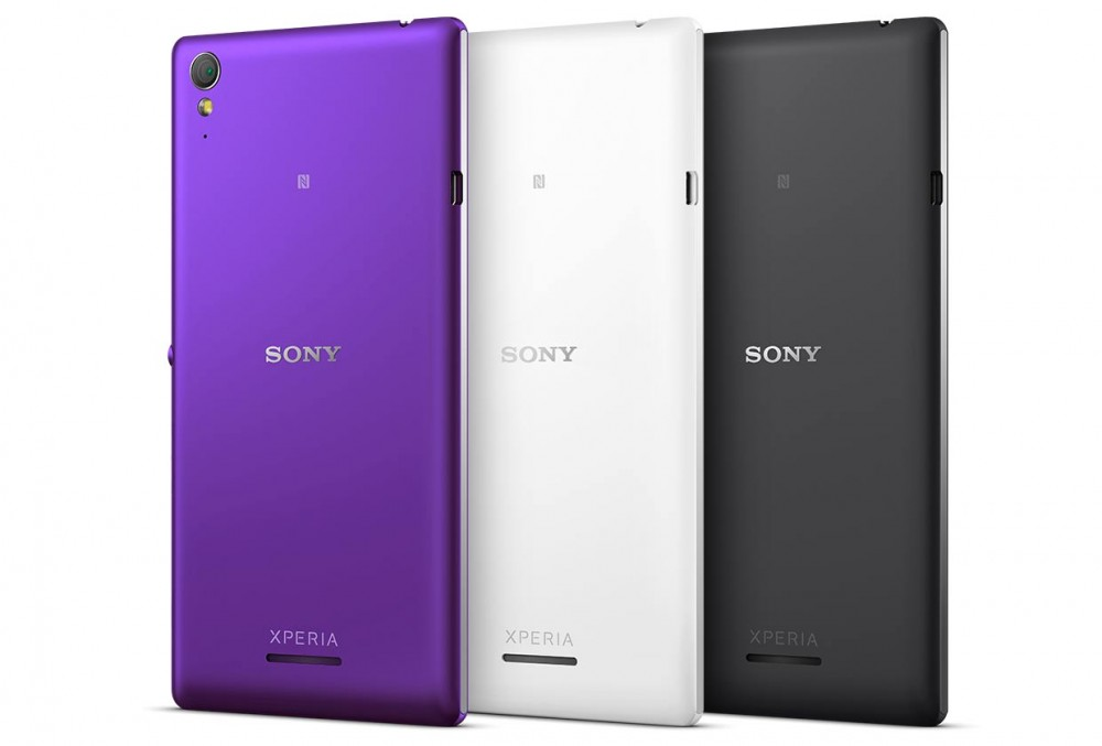 Sony Xperia T3 dos