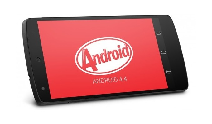 mise a jour android 4.4.3
